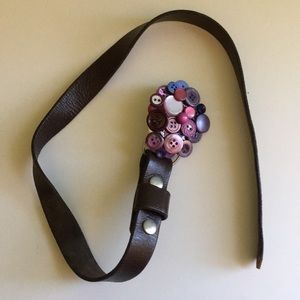 Other - Girls Belt- Leather